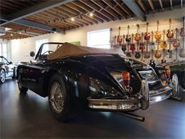 Picture of Classic 1961 Jaguar XK150 - $125,000.00 Offered by Walt Grace Vintage - QB2K