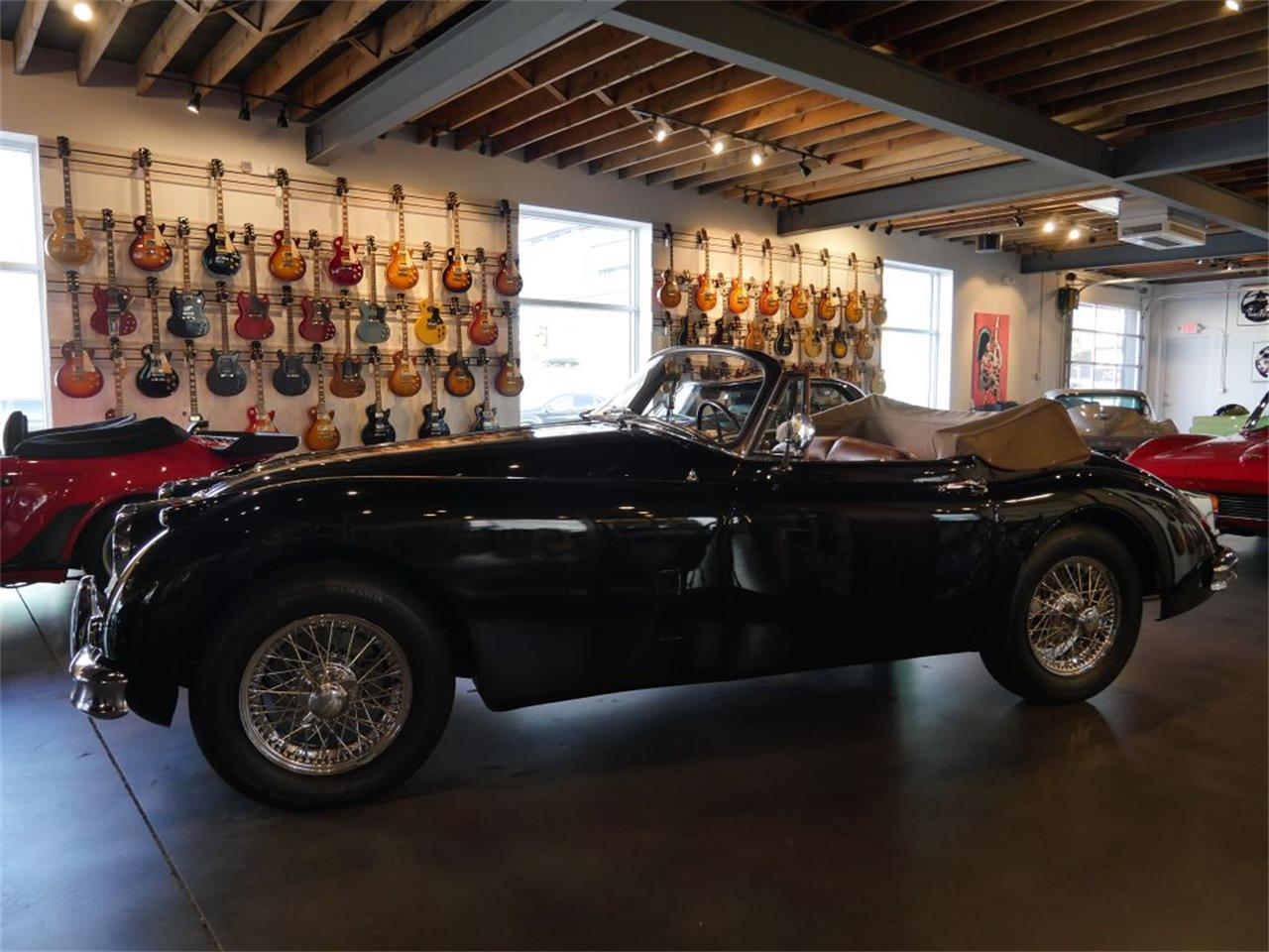 Large Picture of Classic '61 Jaguar XK150 located in Miami Florida - $125,000.00 Offered by Walt Grace Vintage - QB2K