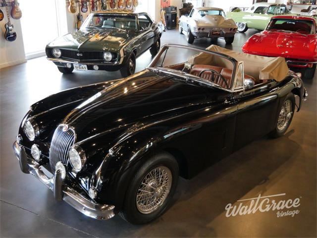 Picture of '61 XK150 - QB2K