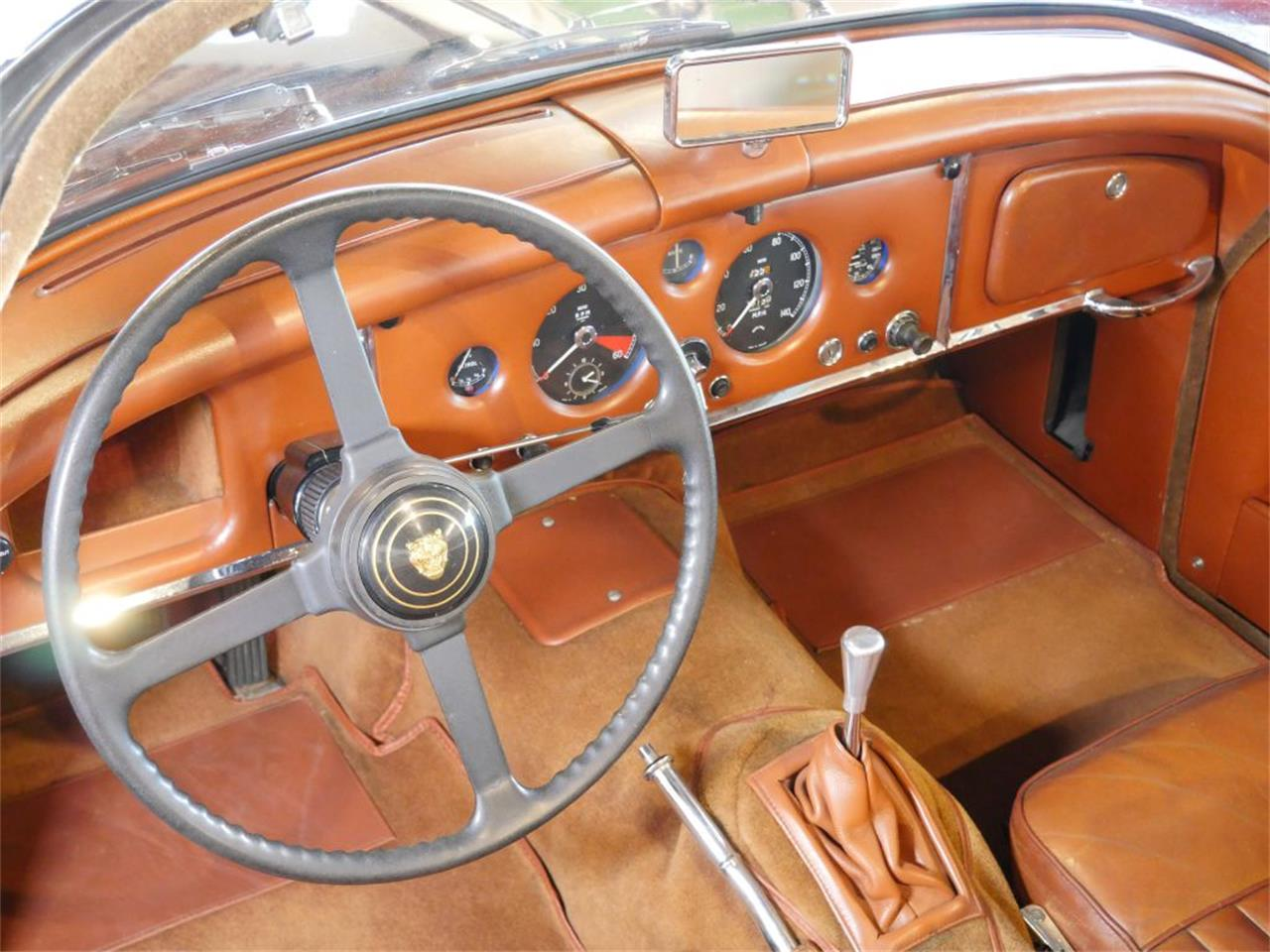 Large Picture of '61 XK150 located in Florida Offered by Walt Grace Vintage - QB2K