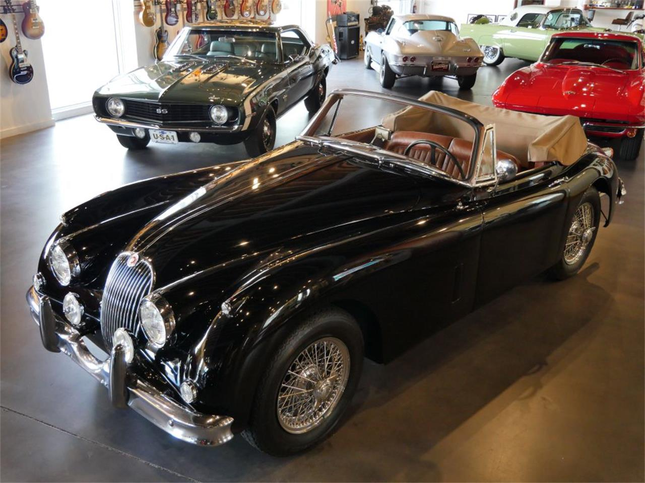 Large Picture of Classic '61 XK150 located in Florida - $125,000.00 Offered by Walt Grace Vintage - QB2K
