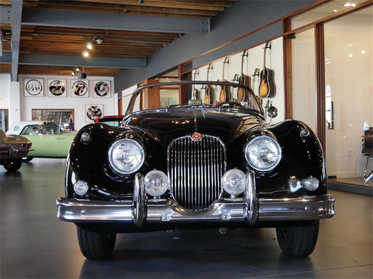 Large Picture of Classic 1961 XK150 - QB2K