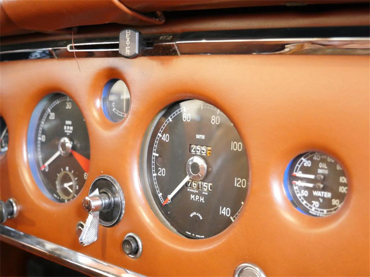 Large Picture of Classic '61 XK150 - QB2K