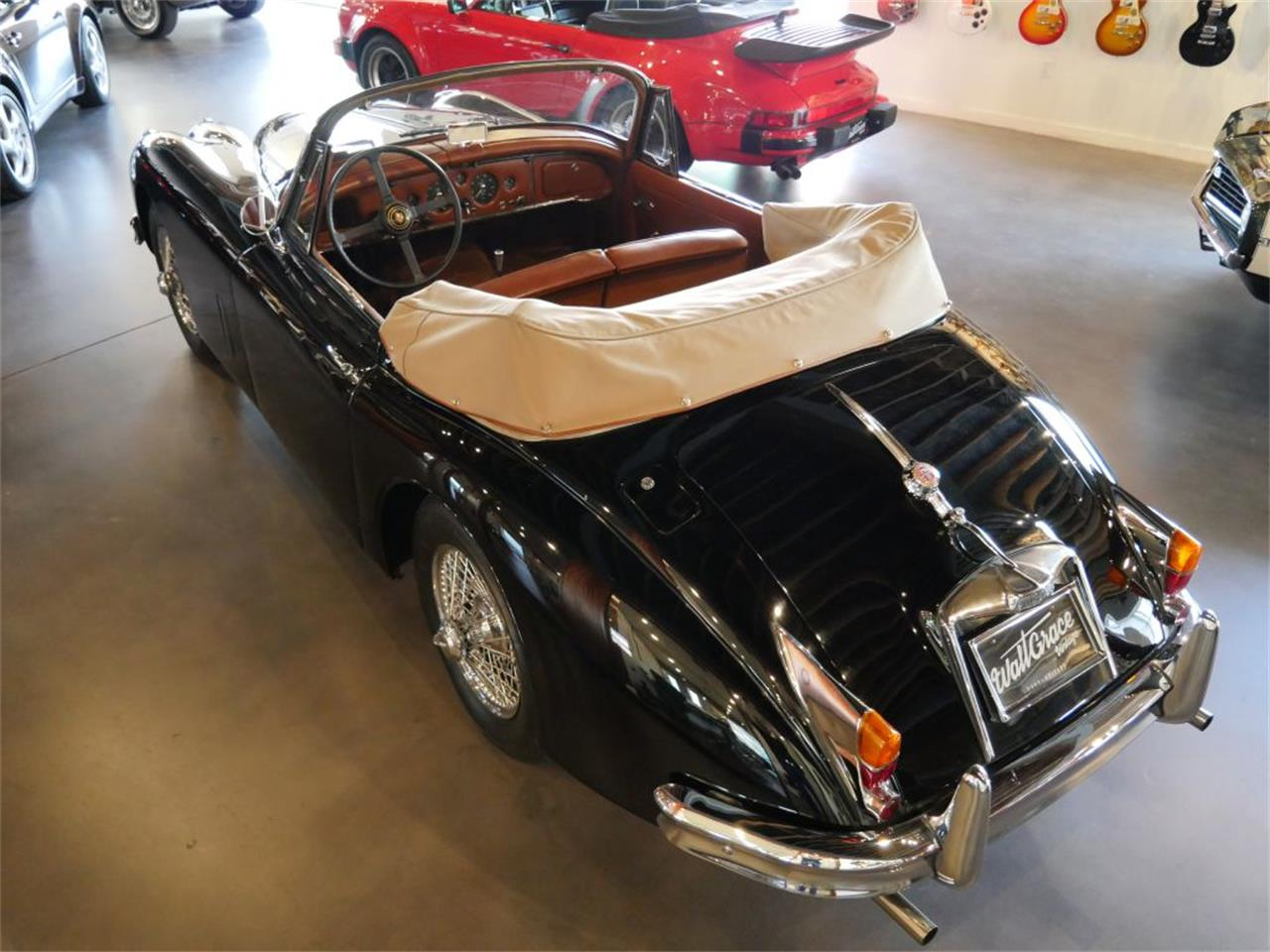 Large Picture of 1961 XK150 located in Florida Offered by Walt Grace Vintage - QB2K