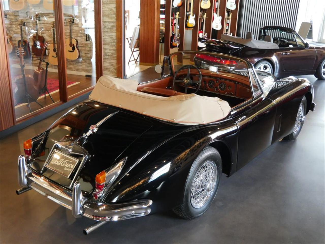Large Picture of Classic 1961 XK150 located in Florida - QB2K