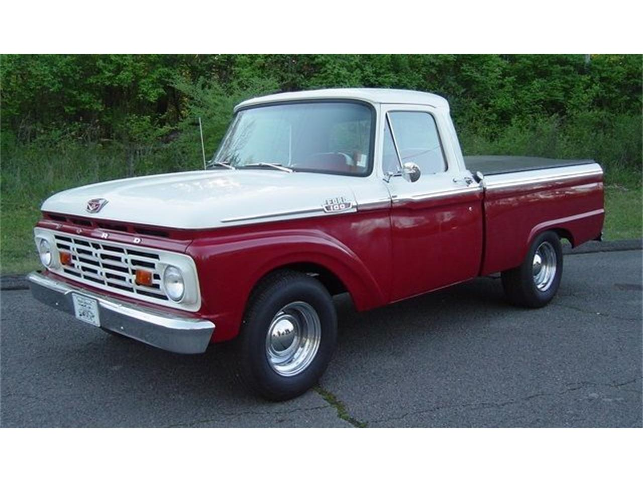 Large Picture of '64 F100 - QB2O