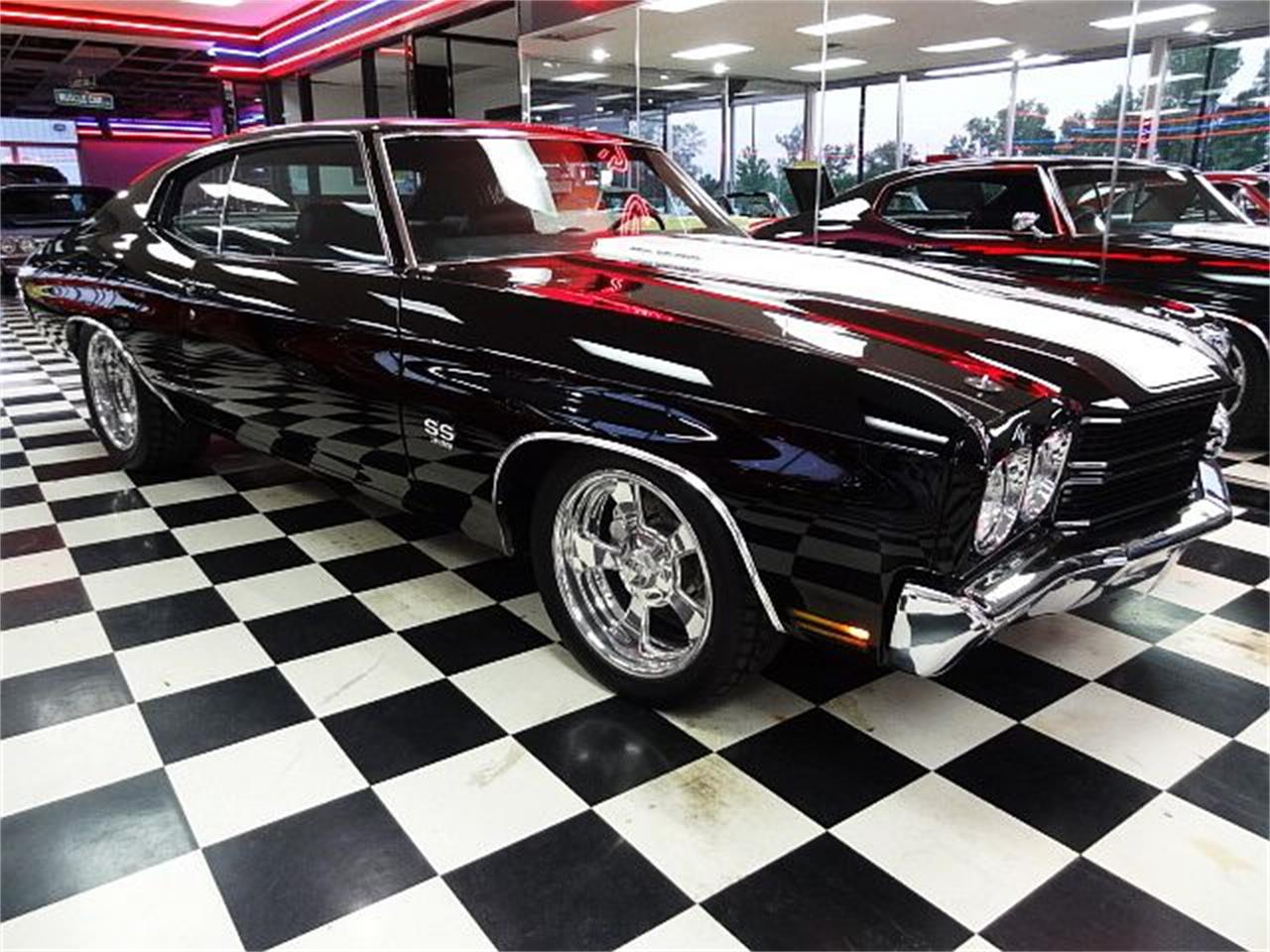 Large Picture of '70 Chevelle - QB2P