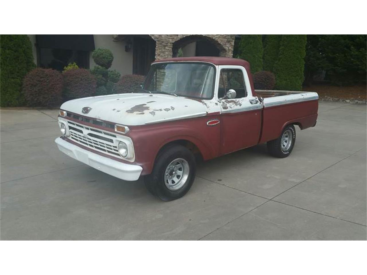 Large Picture of '66 F100 - QB2R