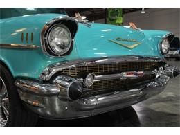 Picture of Classic 1957 Chevrolet Bel Air located in Texas Offered by Theiss Motorsports - QB2T