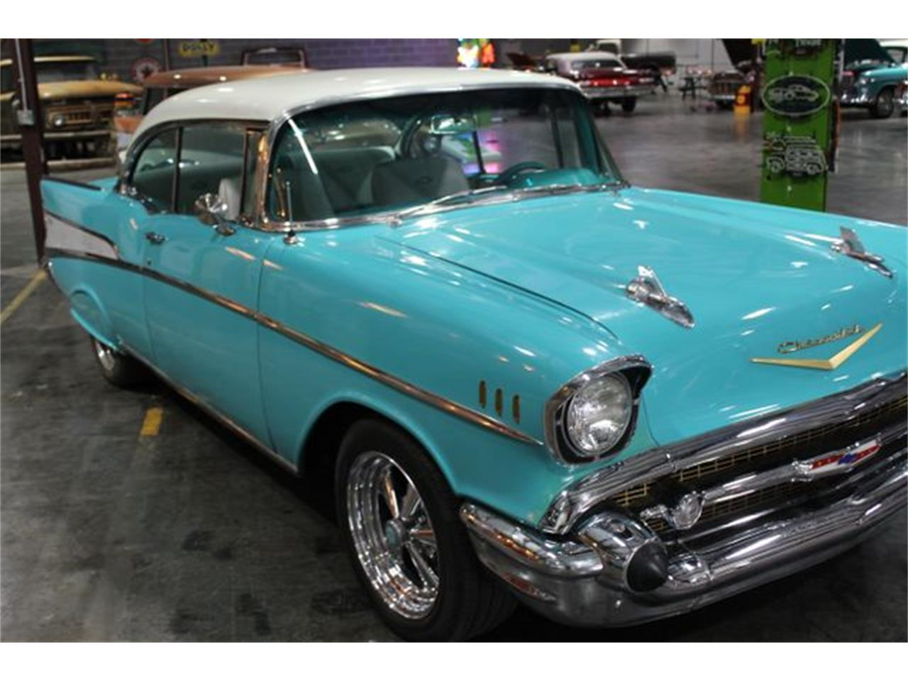 Large Picture of Classic '57 Bel Air Offered by Theiss Motorsports - QB2T
