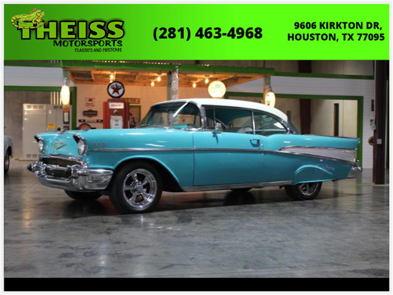 Large Picture of 1957 Bel Air Offered by Theiss Motorsports - QB2T