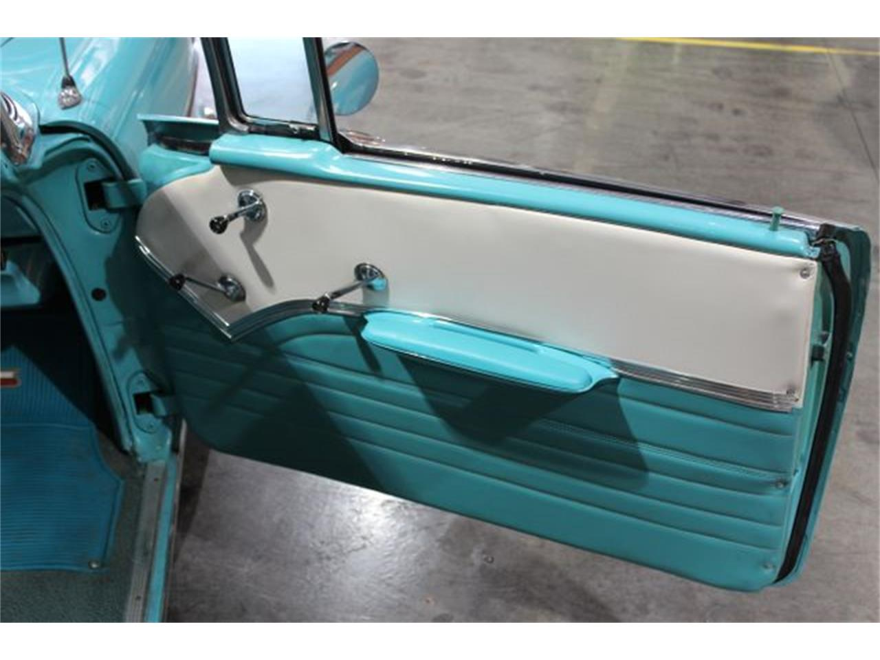 Large Picture of '57 Chevrolet Bel Air located in Houston Texas Offered by Theiss Motorsports - QB2T