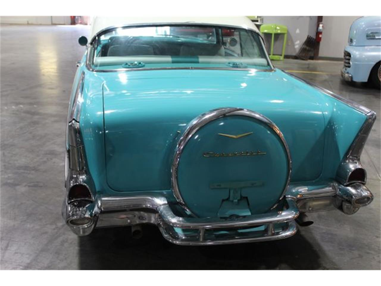Large Picture of Classic 1957 Bel Air located in Houston Texas Offered by Theiss Motorsports Classics and Customs - QB2T