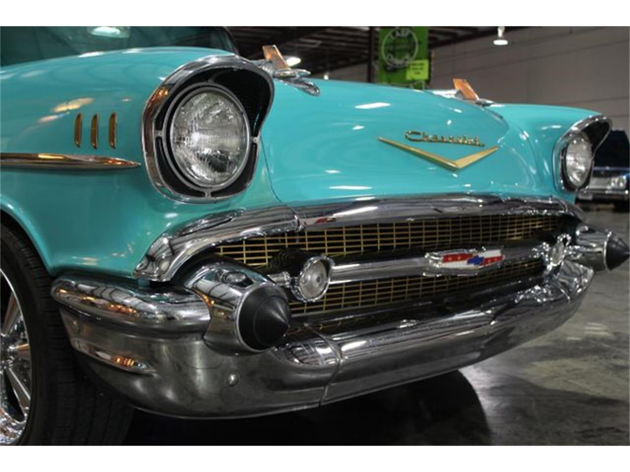 Large Picture of Classic 1957 Bel Air located in Houston Texas - QB2T