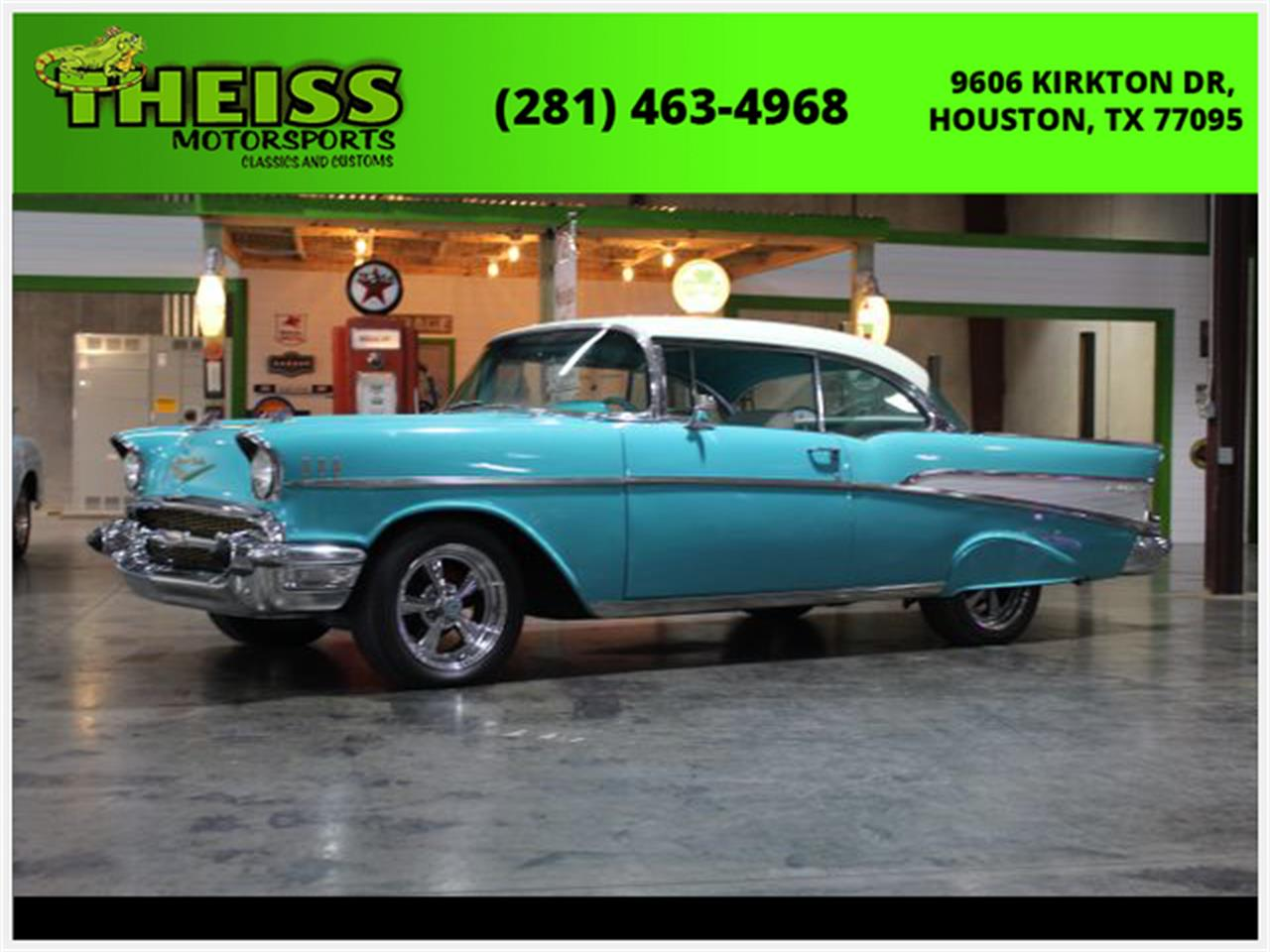 Large Picture of Classic '57 Chevrolet Bel Air - $35,000.00 - QB2T