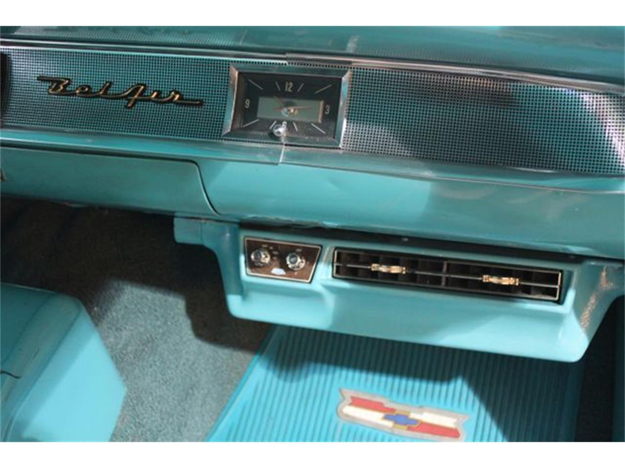Large Picture of '57 Chevrolet Bel Air located in Houston Texas Offered by Theiss Motorsports Classics and Customs - QB2T