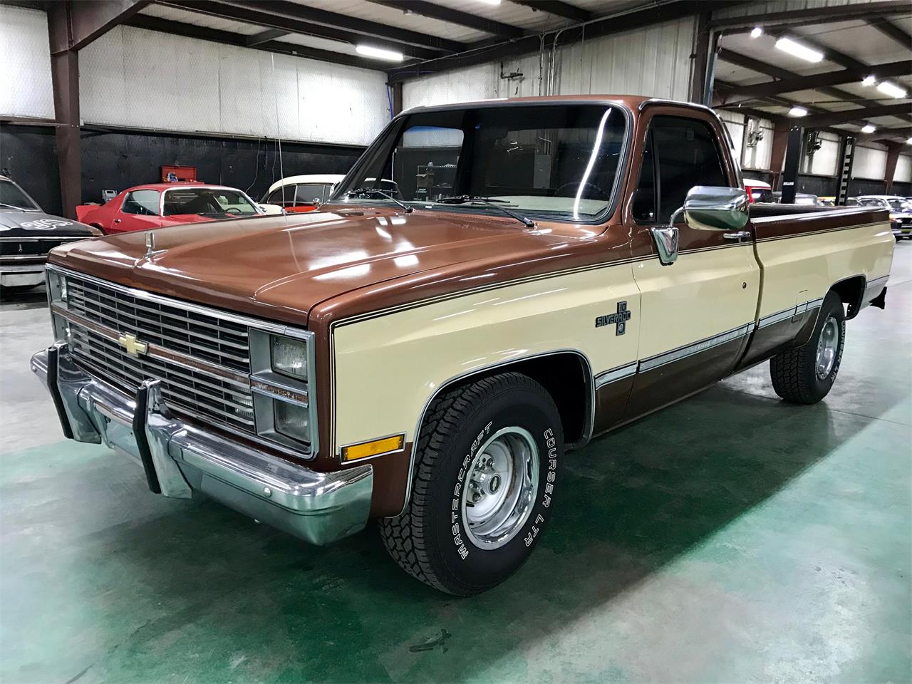 Large Picture of 1983 C/K 10 located in Texas - $9,500.00 - QB30