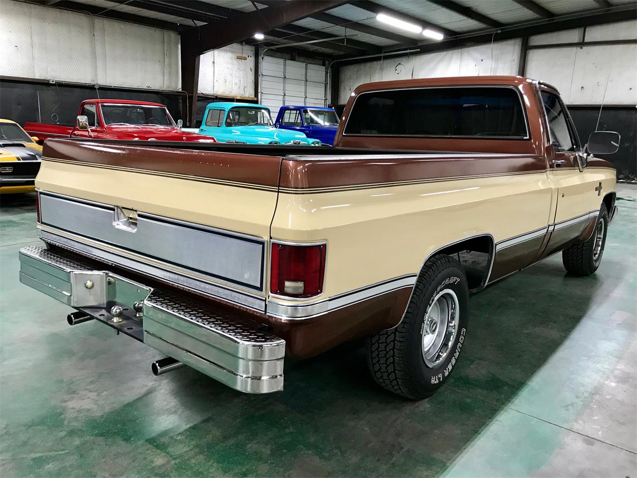 Large Picture of '83 C/K 10 located in Texas Offered by PC Investments - QB30