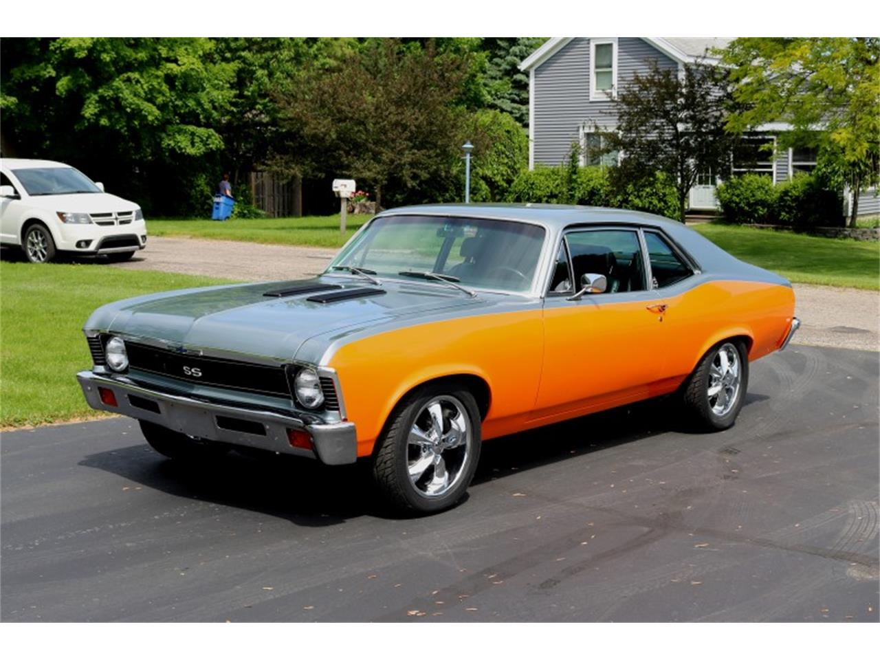 Large Picture of Classic '70 Chevrolet 2-Dr Coupe located in Michigan Offered by Sleeman's Classic Cars - QB33