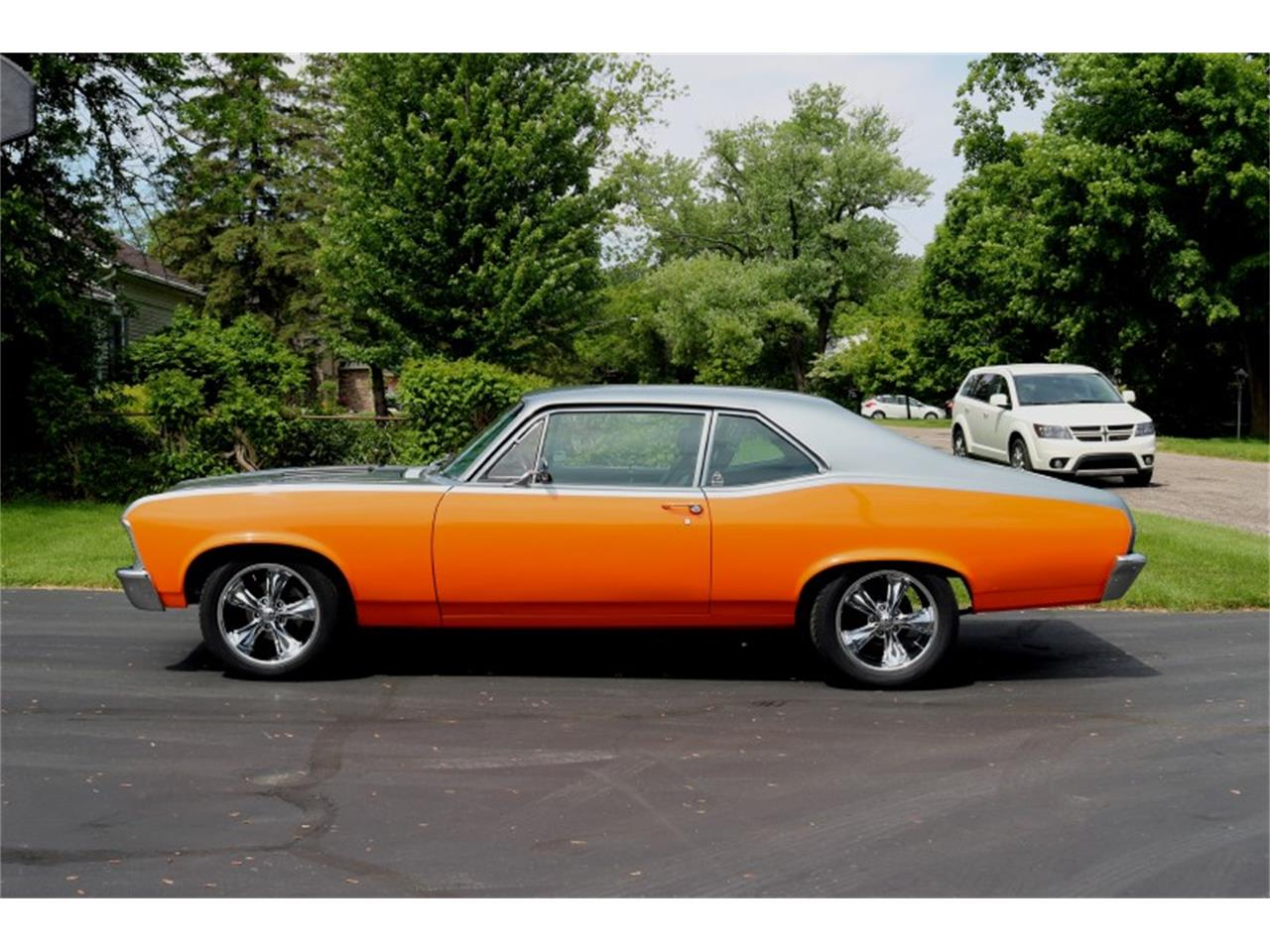 Large Picture of '70 Chevrolet 2-Dr Coupe - QB33