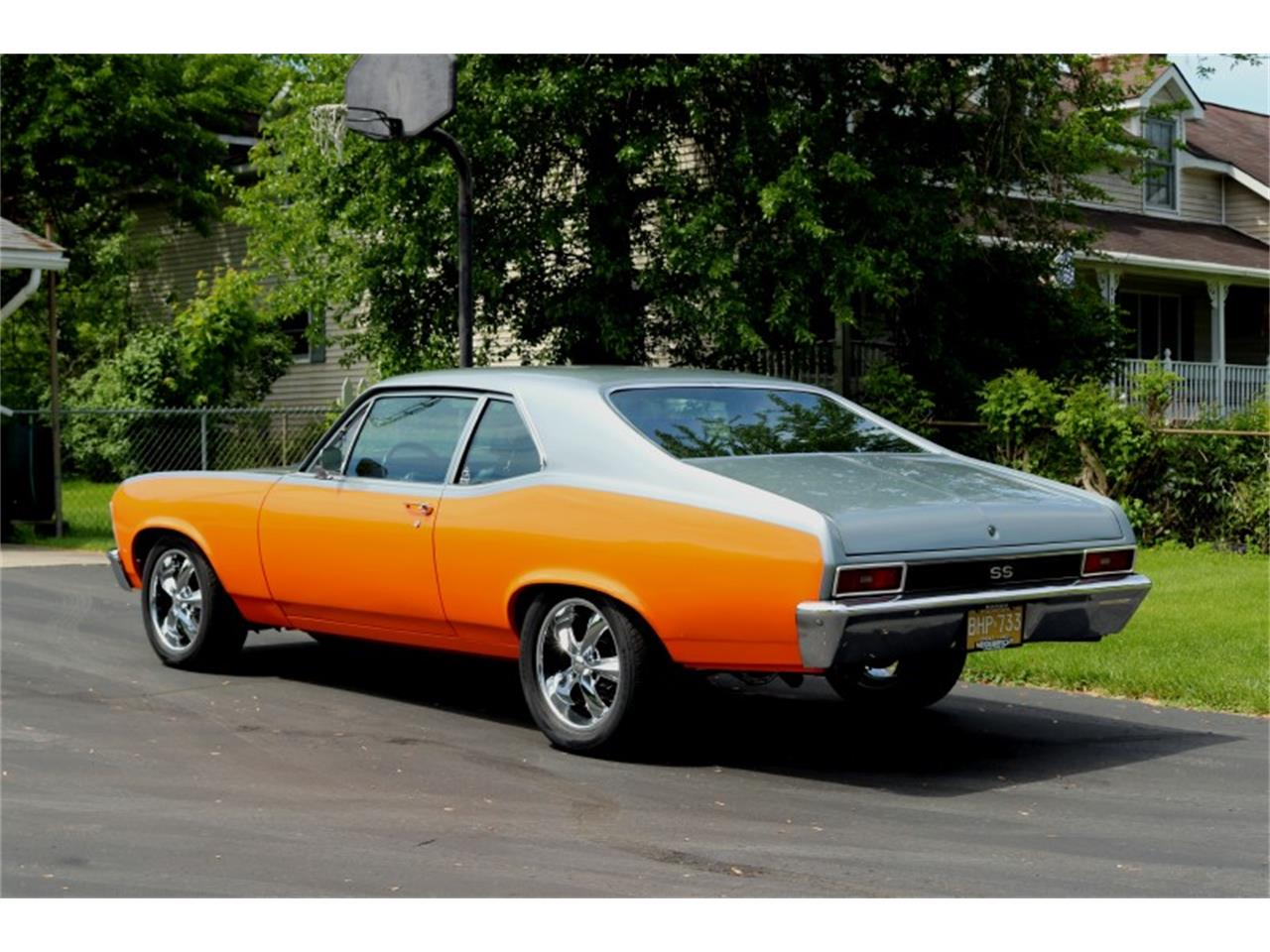 Large Picture of 1970 Chevrolet 2-Dr Coupe located in Michigan - $21,500.00 Offered by Sleeman's Classic Cars - QB33
