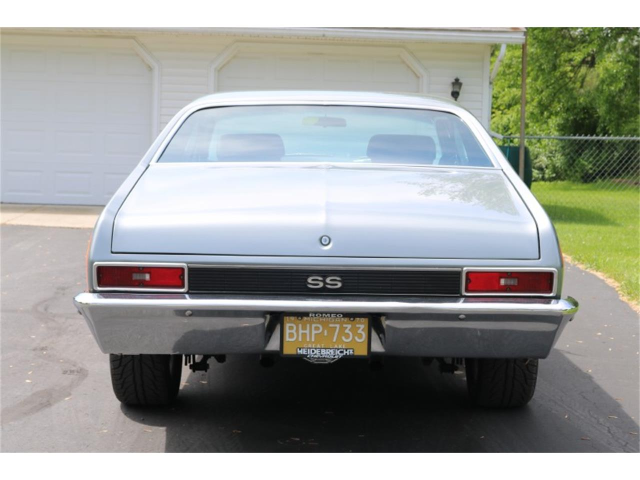 Large Picture of '70 2-Dr Coupe located in Romeo Michigan - $21,500.00 Offered by Sleeman's Classic Cars - QB33