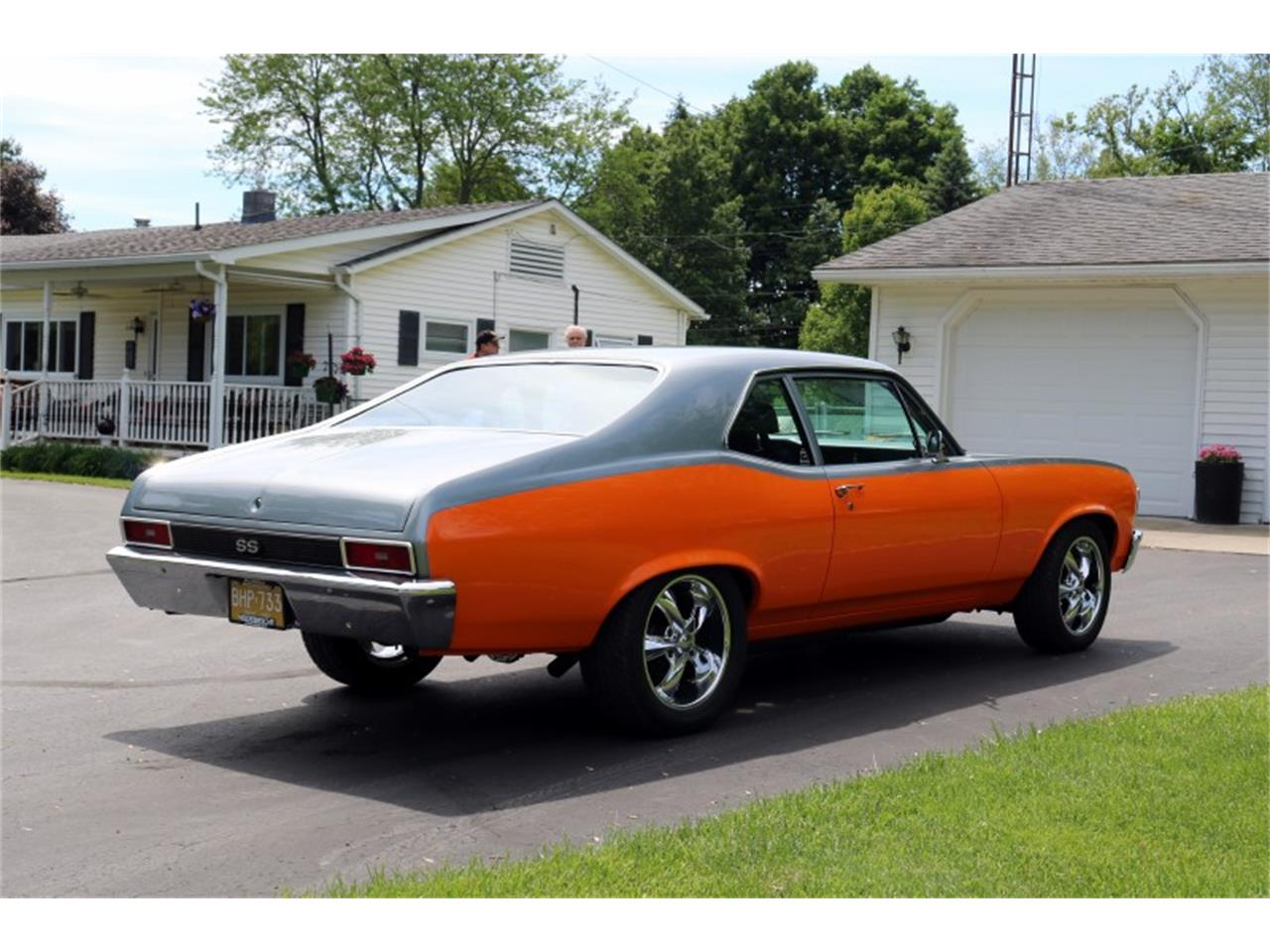 Large Picture of Classic '70 Chevrolet 2-Dr Coupe located in Michigan - $21,500.00 Offered by Sleeman's Classic Cars - QB33