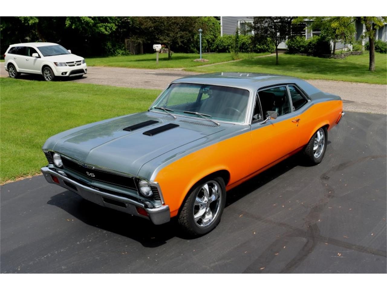 Large Picture of 1970 Chevrolet 2-Dr Coupe located in Michigan - QB33