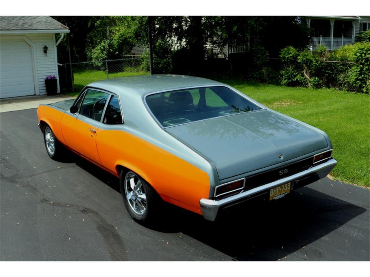 Large Picture of Classic 1970 2-Dr Coupe - $21,500.00 Offered by Sleeman's Classic Cars - QB33