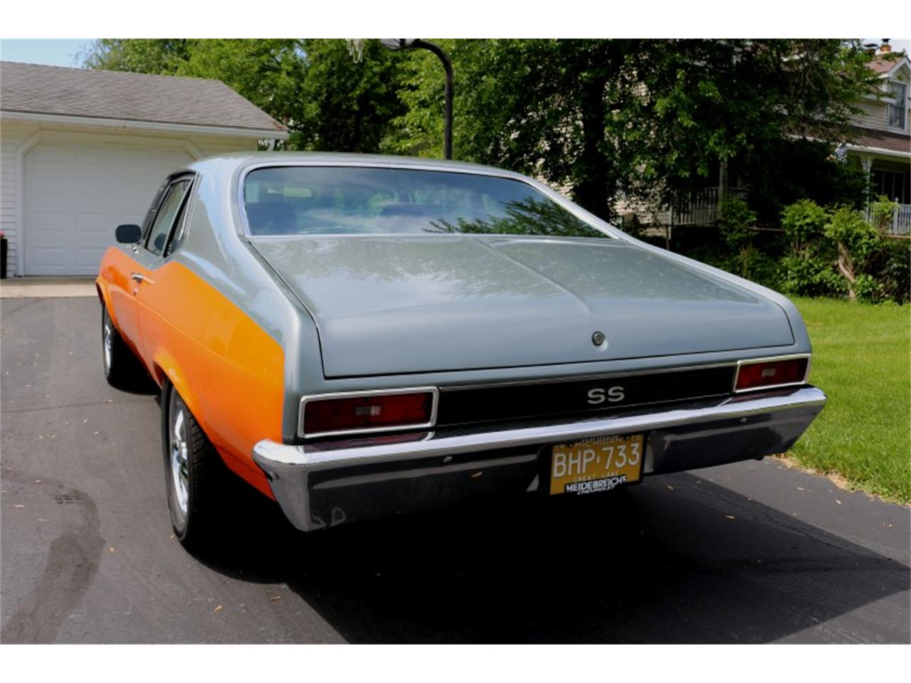 Large Picture of '70 Chevrolet 2-Dr Coupe - $21,500.00 - QB33
