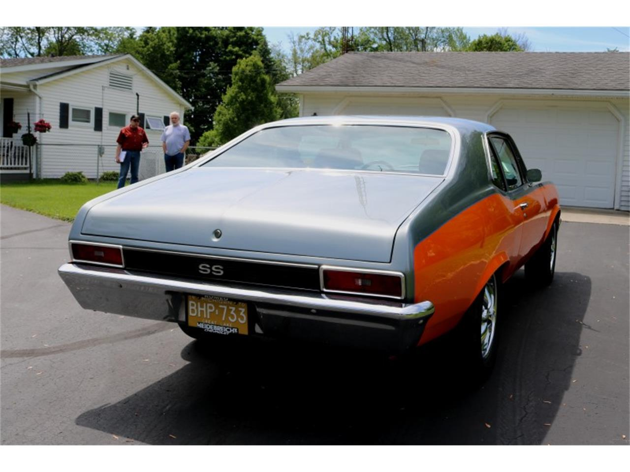 Large Picture of Classic '70 Chevrolet 2-Dr Coupe - $21,500.00 - QB33