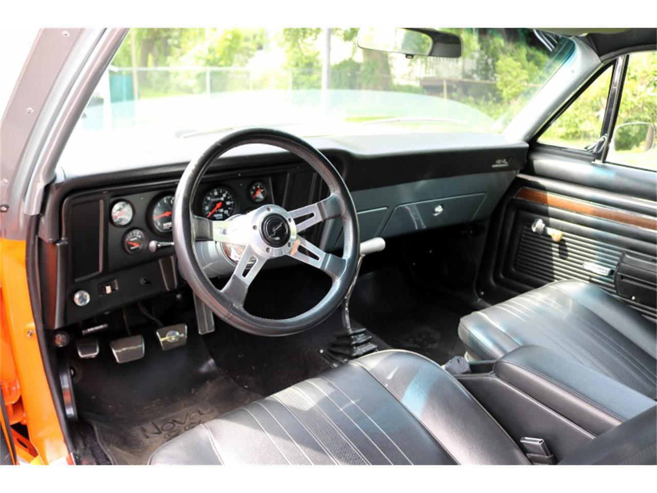 Large Picture of '70 Chevrolet 2-Dr Coupe located in Michigan - QB33