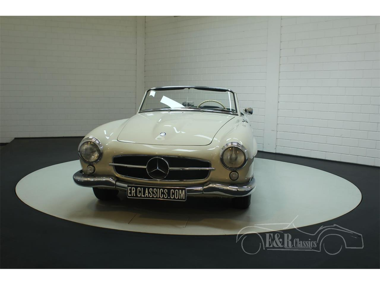 Large Picture of '61 SL-Class - QB35