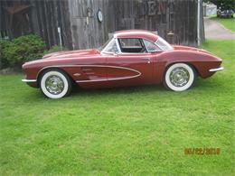 Picture of Classic 1961 Corvette located in Mill Hall Pennsylvania Offered by Central Pennsylvania Auto Auction - QB36