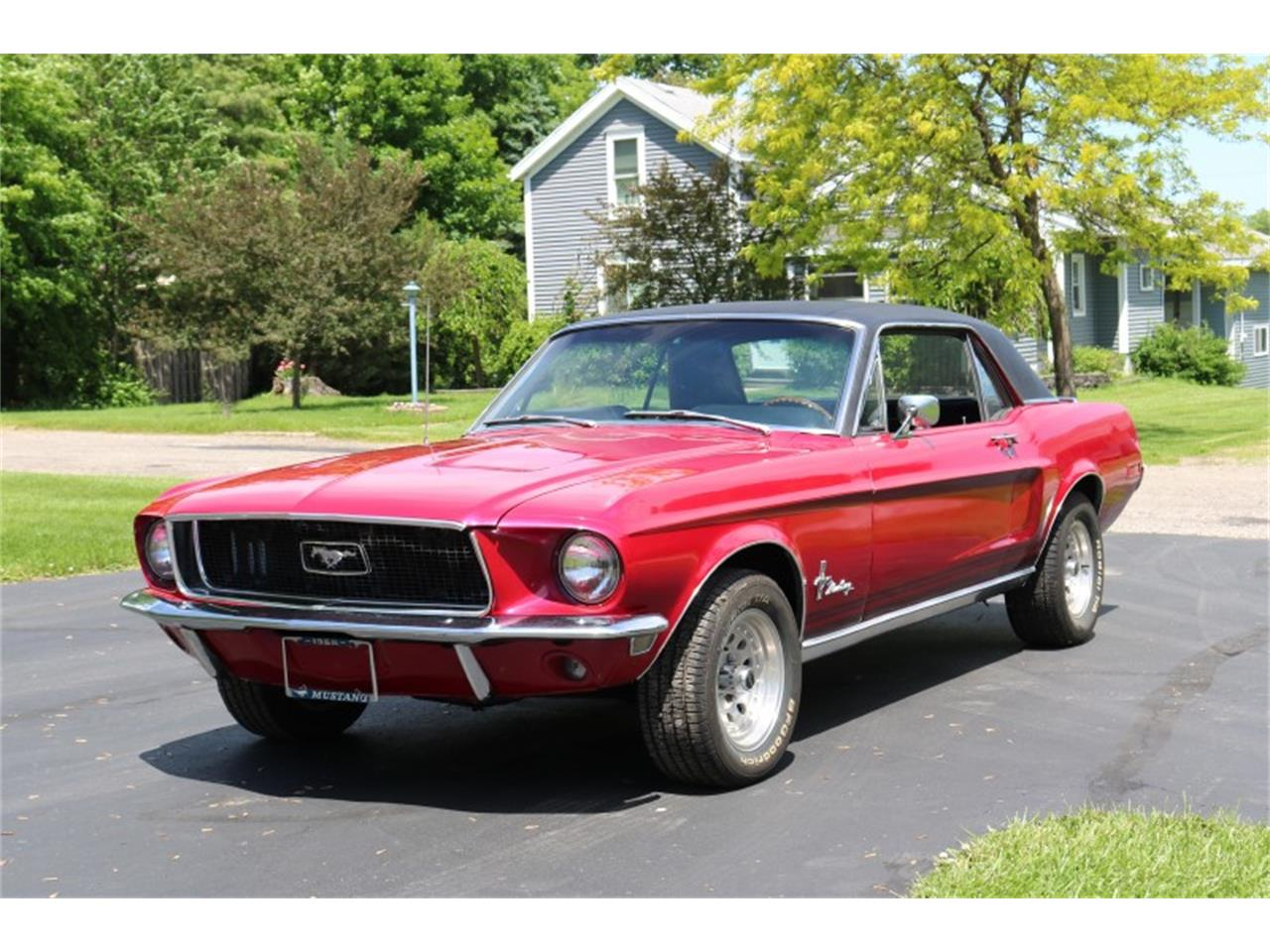 Large Picture of 1968 Mustang located in Michigan - QB37