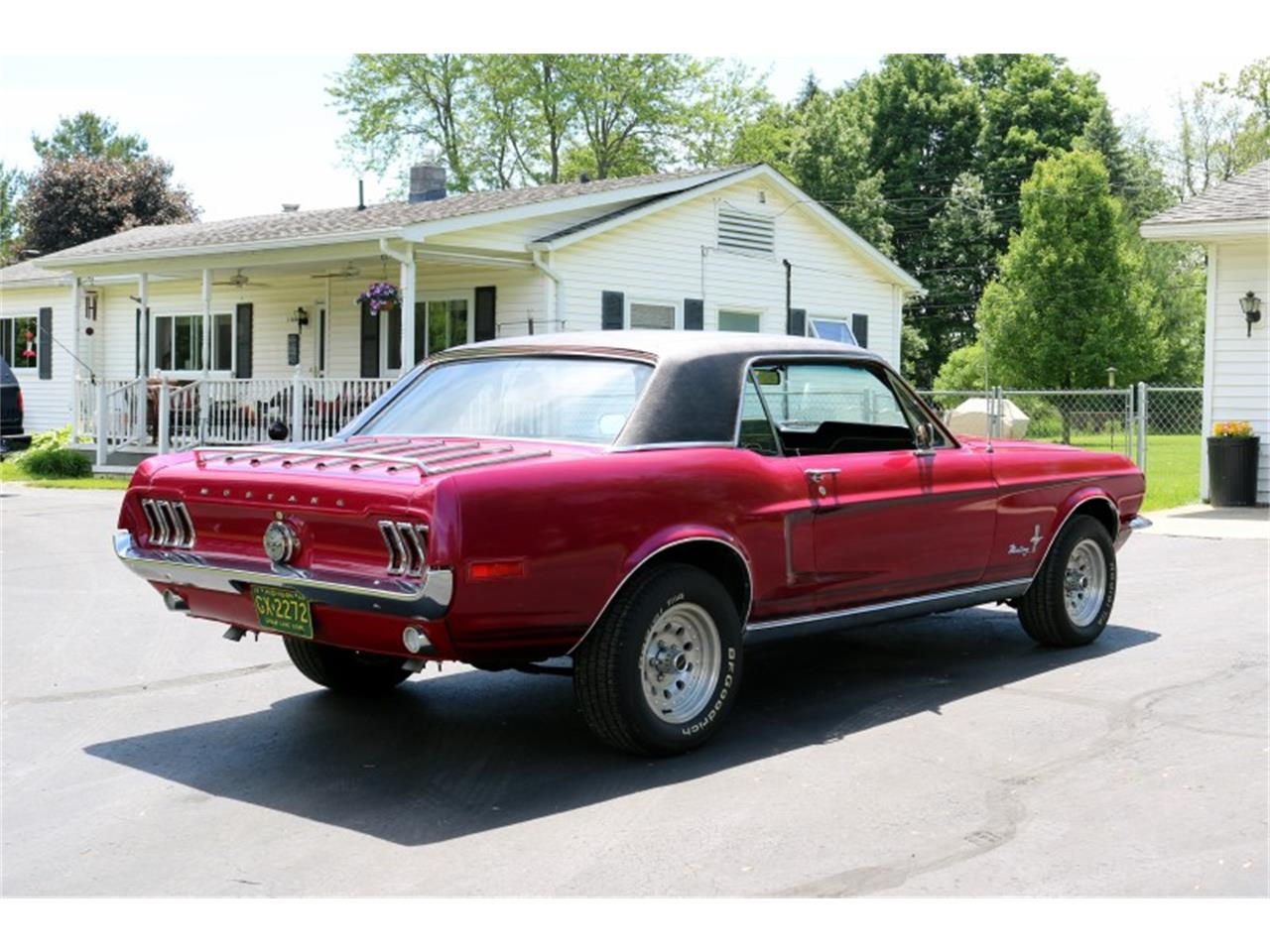 Large Picture of Classic '68 Ford Mustang - $11,900.00 - QB37