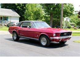 Picture of Classic 1968 Ford Mustang located in Michigan - $11,900.00 Offered by Sleeman's Classic Cars - QB37