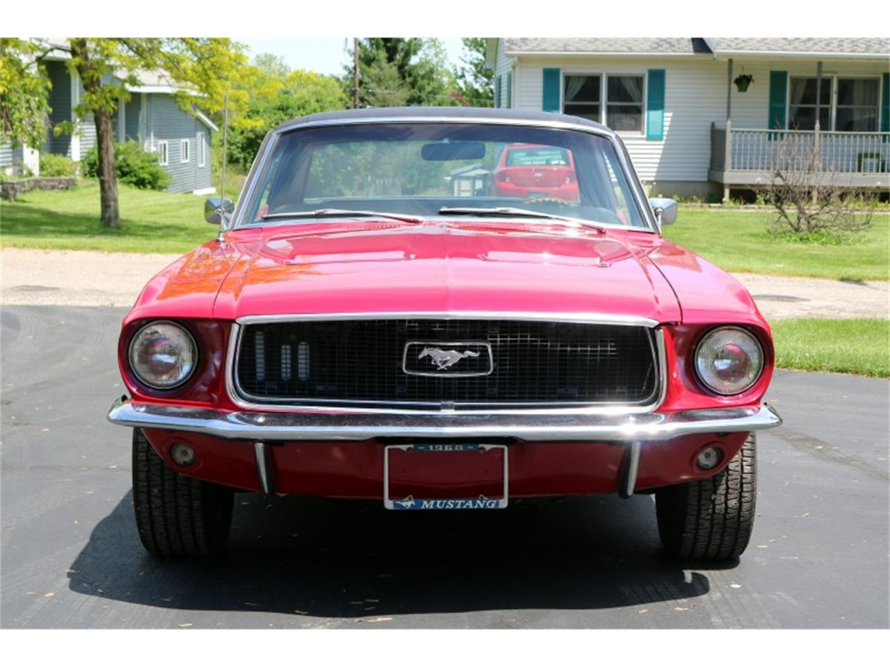 Large Picture of '68 Ford Mustang located in Romeo Michigan - $11,900.00 - QB37
