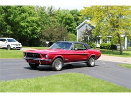 Picture of Classic 1968 Ford Mustang Offered by Sleeman's Classic Cars - QB37