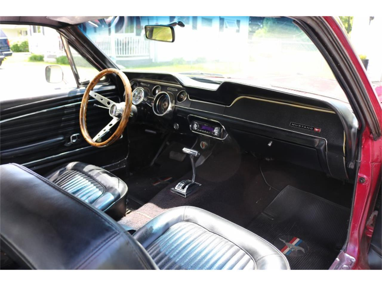 Large Picture of 1968 Mustang - QB37