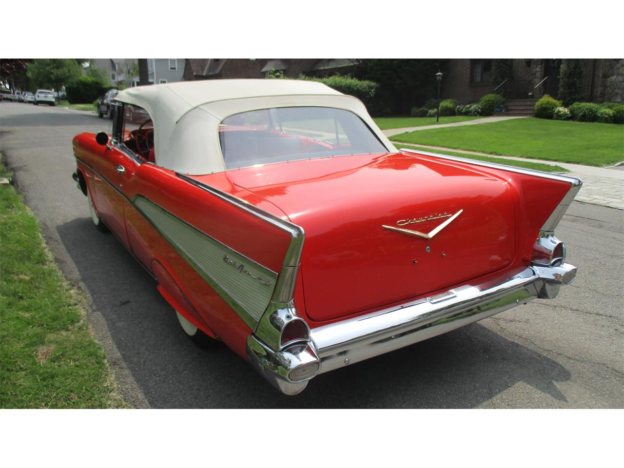 Large Picture of '57 Bel Air - QB3D