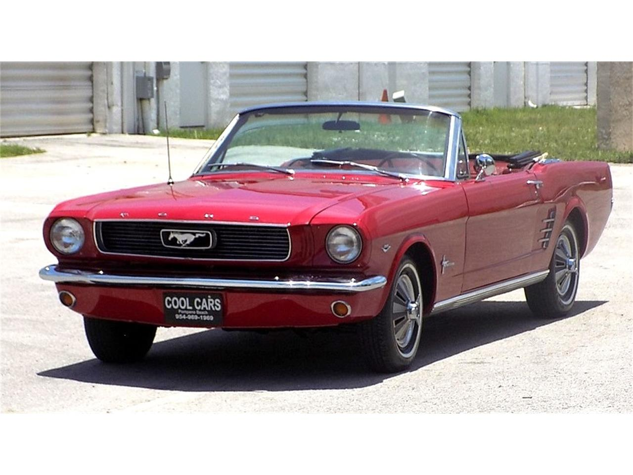 Large Picture of 1966 Mustang - $28,500.00 Offered by Cool Cars - QB3J