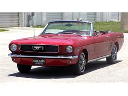 Picture of Classic '66 Mustang located in Florida Offered by Cool Cars - QB3J