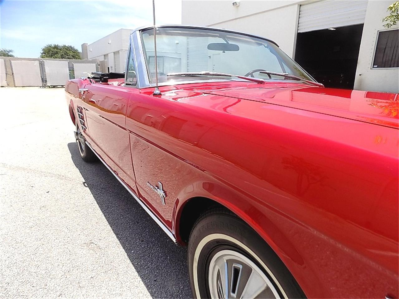 Large Picture of Classic '66 Ford Mustang located in Florida - QB3J