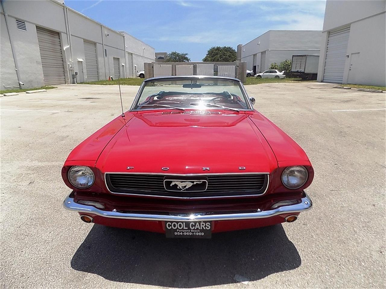 Large Picture of Classic 1966 Ford Mustang - $28,500.00 Offered by Cool Cars - QB3J