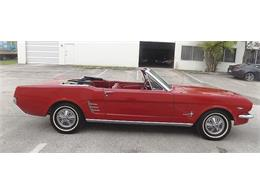 Picture of '66 Mustang located in Florida - $28,500.00 - QB3J