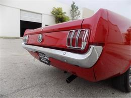 Picture of Classic '66 Ford Mustang located in Florida Offered by Cool Cars - QB3J