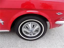 Picture of '66 Mustang located in POMPANO BEACH Florida - $28,500.00 - QB3J