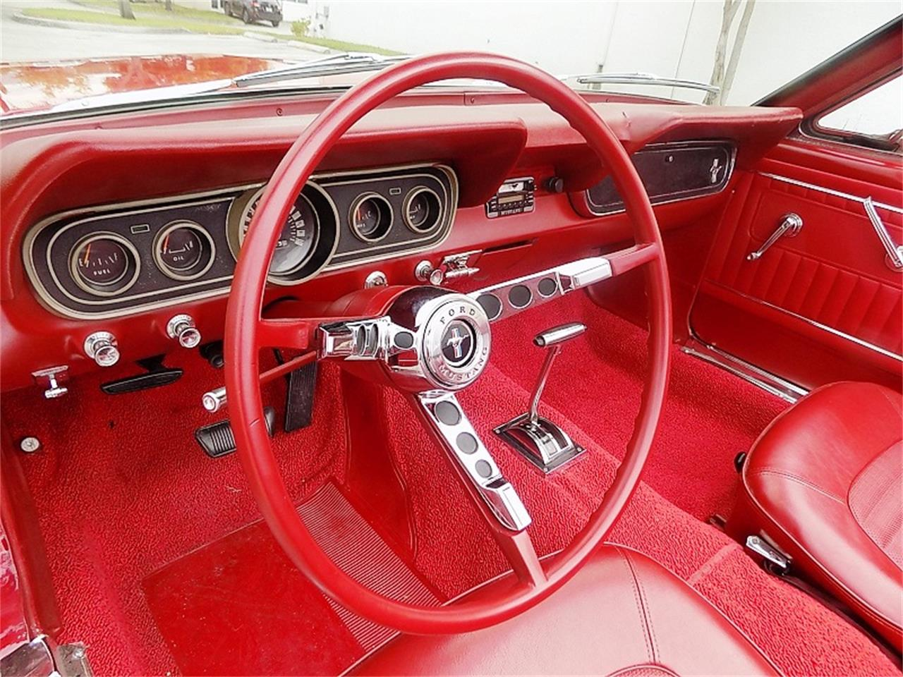 Large Picture of Classic '66 Ford Mustang Offered by Cool Cars - QB3J