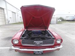 Picture of Classic '66 Ford Mustang located in POMPANO BEACH Florida - $28,500.00 - QB3J